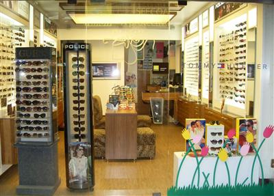 Eye Care storefront image